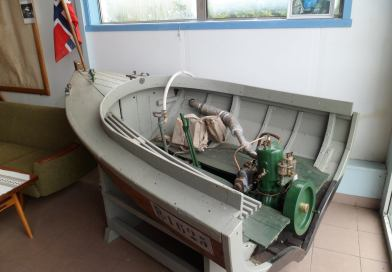 Norsk Motormuseum: – Historiske maskiner og motorer