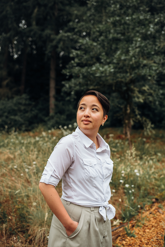 explore the moment | creative portriats