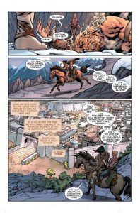 Wonder Woman/Conan #1 Page 2