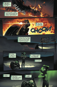 Green Arrow #30 - Page 3