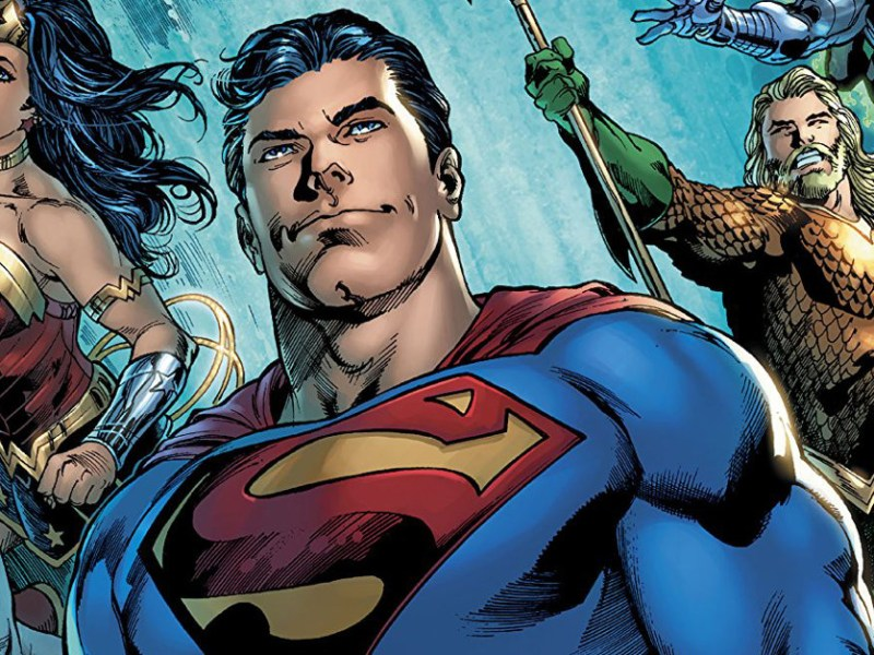 Comic Review – Man Of Steel #1