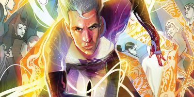 Quicksilver No Surrender #1 Cover