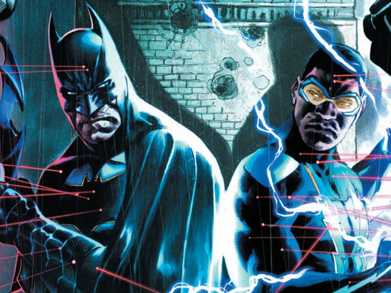 Comic Review – Detective Comics #983