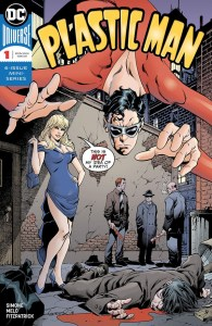 Plastic Man #1 Cover