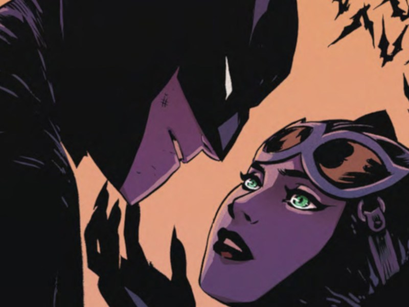 Comic Review – Batman #50 & Catwoman #1