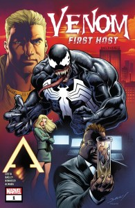 Venom First Host 1 Cover