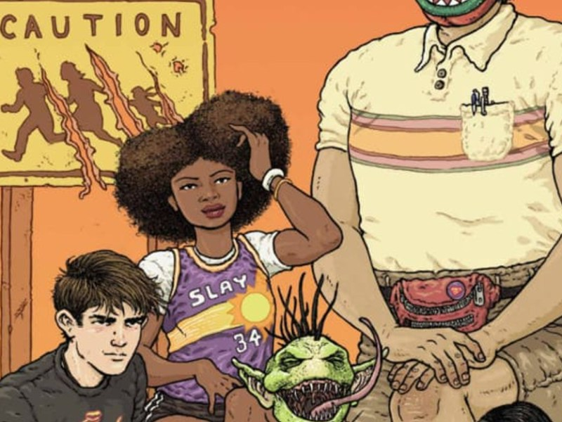 Comic Review – Border Town #1