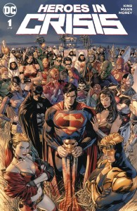 Heroes In Crisis 1 Cover