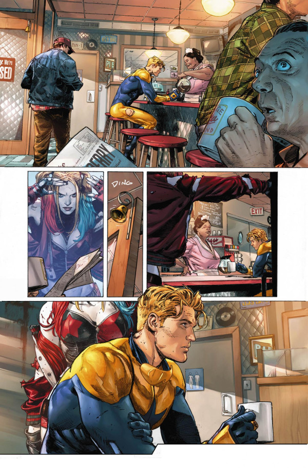 Heroes In Crisis Page 1