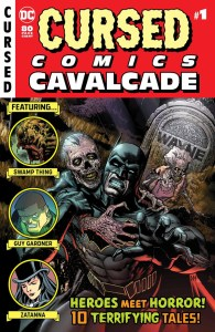 Cursed Comic Cavalcade Cover