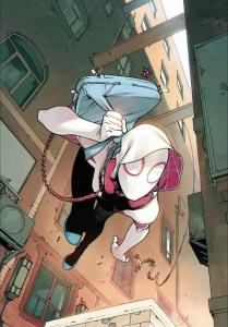 Spider-Gwen Ghost-Spider #1 Cover