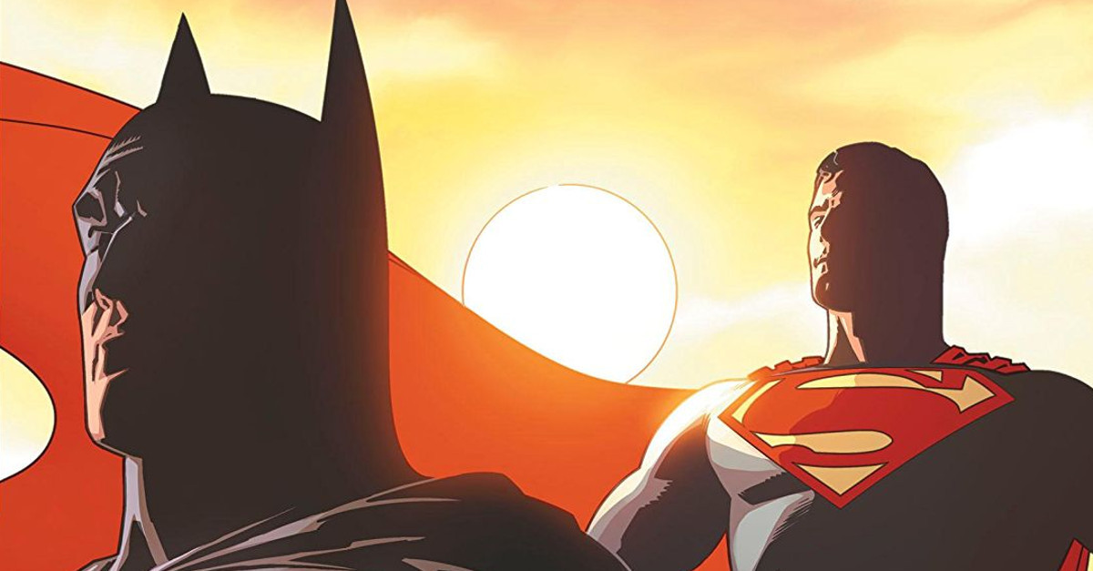 Injustice 2 Annual #2 Banner