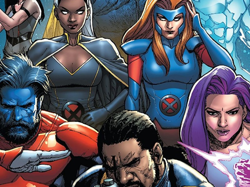 Comic Review – Uncanny X-Men #1