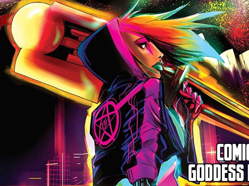 Comic Review – Goddess Mode #1