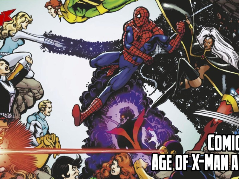 Comic Review – Age Of X-Man Alpha #1