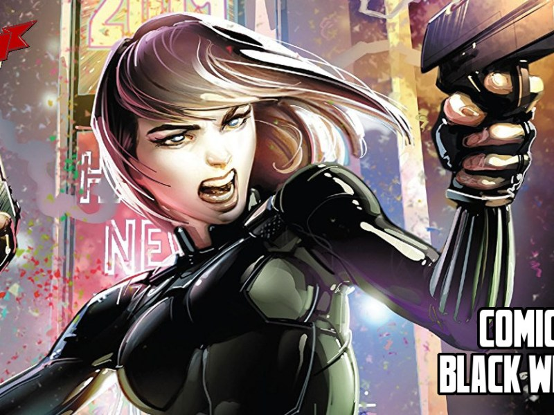 Comic Review – Black Widow #1