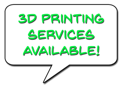 Services: 3D Printing