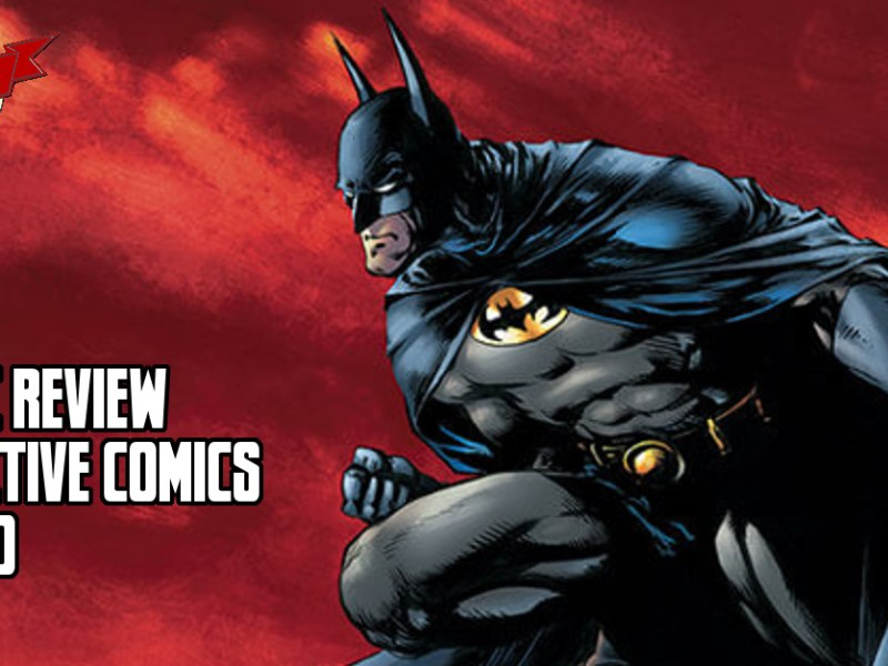 Comic Review – Detective Comics #1000