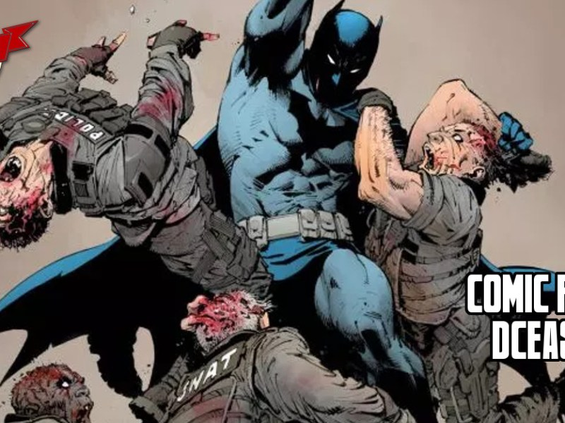 Comic Review – DCeased #1