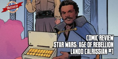 Star Wars Age of Rebellion Lando Calrissian #1 Banner