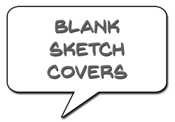 Blank Sketch Covers