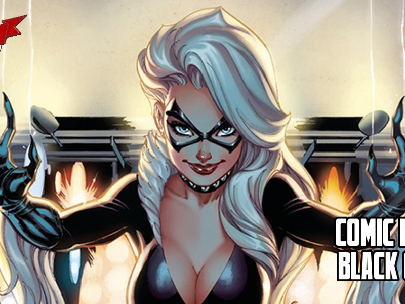 Comic Review – Black Cat #1
