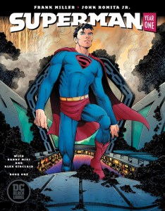 Superman Year One #1 Cover