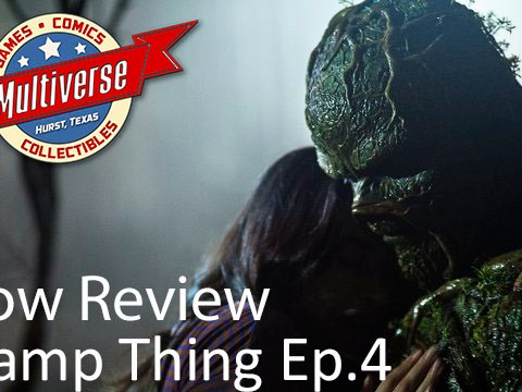 "SWAMP THING EPISODE S1, Ep4 ""Darkness on the Edge of Town"" REVIEW"