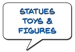 Statues, Toys, & Figures