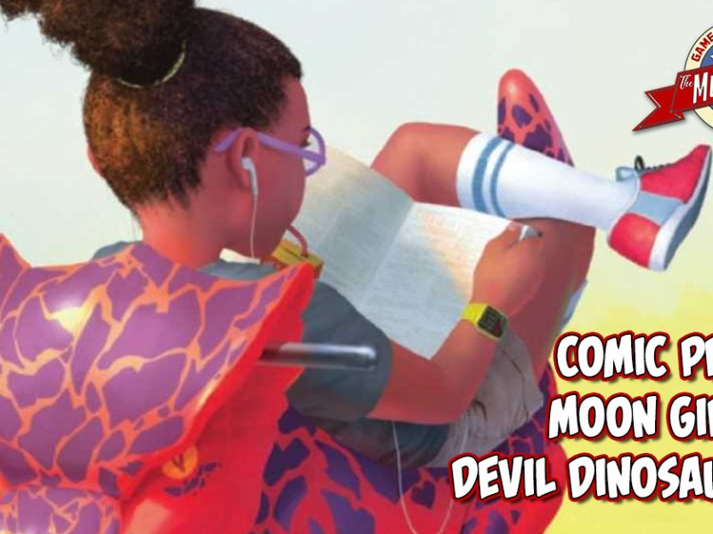COMIC PREVIEW – MOON GIRL AND DEVIL DINOSAUR #45