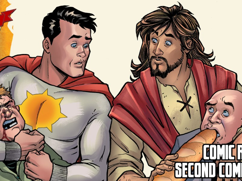 Comic Review – Second Coming #1