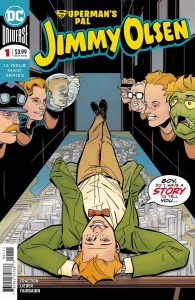 Superman's Pal Jimmy Olsen #1 Cover