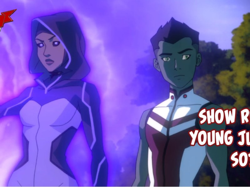 YOUNG JUSTICE EPISODE REVIEW S03:E19