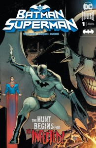 Batman Superman #1 Cover