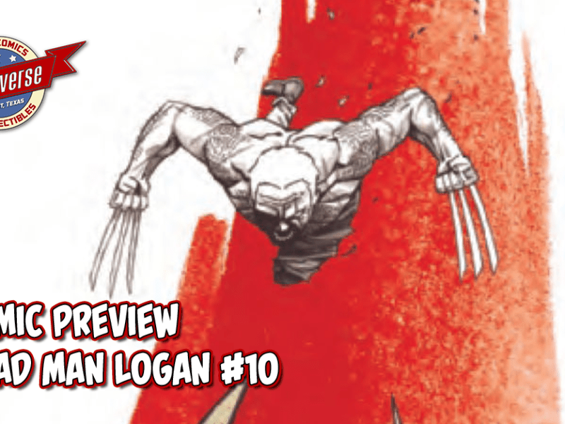 COMIC PREVIEW – DEAD MAN LOGAN #10