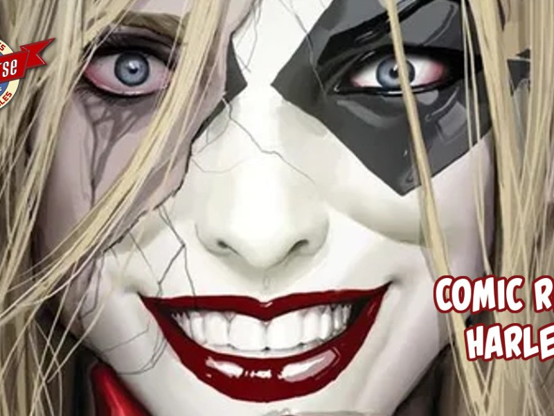 Comic Review – Harleen #1