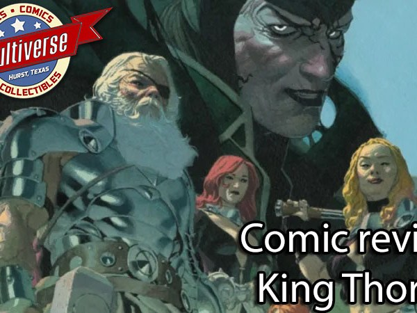COMIC REVIEW – KING THOR #1