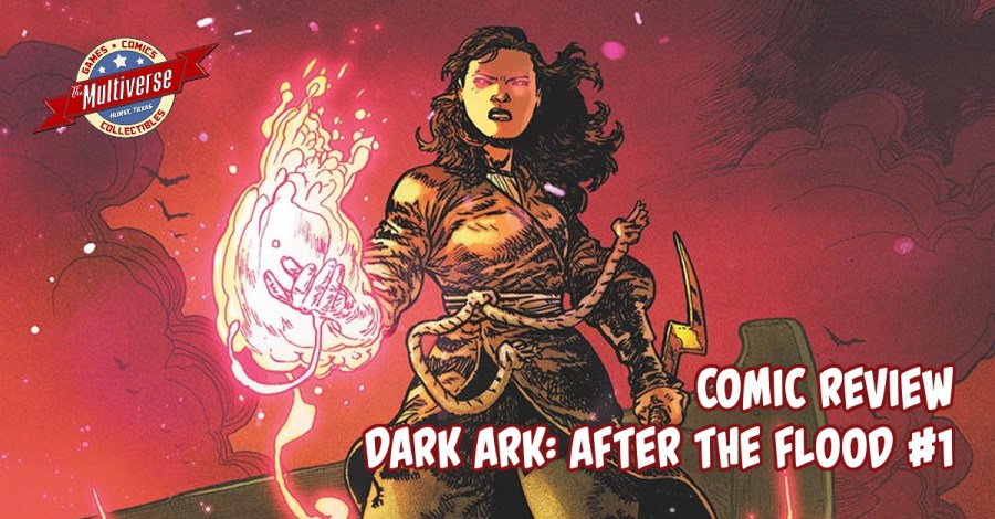 Dark Ark After The Flood #1 Banner