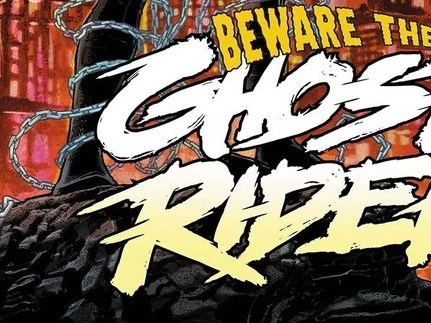 COMIC REVIEW – GHOST RIDER #1