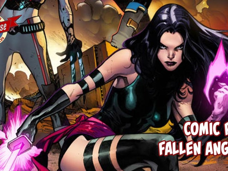 Comic Review – Fallen Angels #1