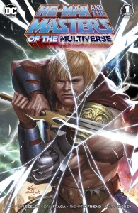 He-Man And The Masters Of The Multiverse #1 Cover