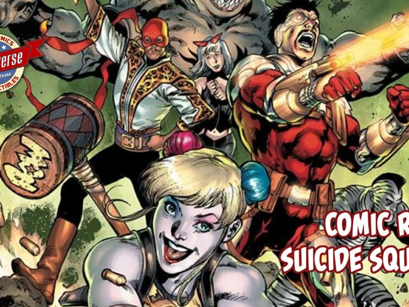 Comic Review – Suicide Squad #1