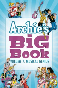 Archies Big Book Tp Vol 07 Musical Genius (NOV191491)