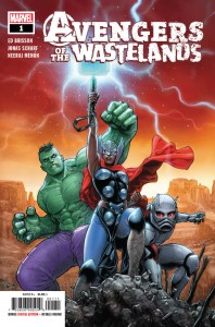 Avengers Of The Wasteland #1 Cover