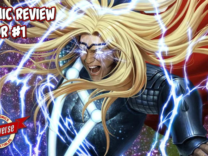 Comic Review – Thor #1