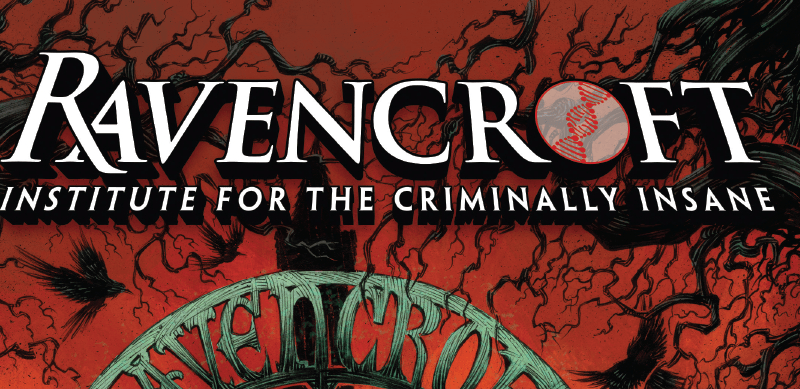 Comic Review – RAVENCROFT #1