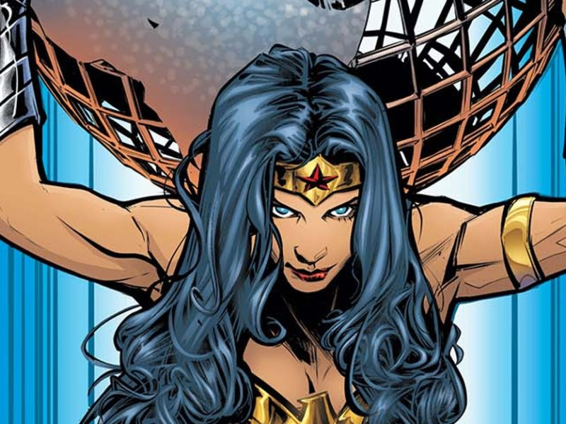 Comic Review – Wonder Woman #750