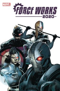 2020 FORCE WORKS #2 (OF 3) (JAN200889)