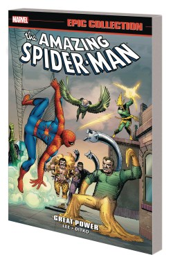 AMAZING SPIDER-MAN EPIC COLLECTION TP GREAT POWER NEW PTG DM (JAN201079)
