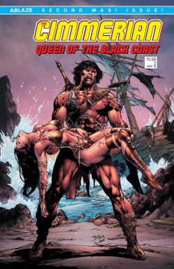 CIMMERIAN QUEEN OF BLACK COAST #2 CVR C ED BENES (MR) (SEP191320)